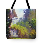 Kimberly Crest Tote Bag