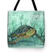 Kimo Under The Sea Tote Bag
