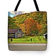 Kindred Barns Tote Bag