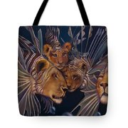 Kindred Lionfish Tote Bag
