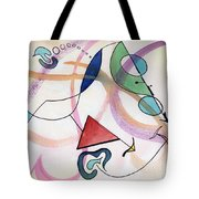 Kinetic Tote Bag