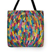 Kinetic Energy Tote Bag