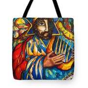 King David Tote Bag