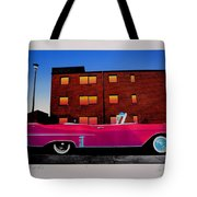 King Elvis Has Surely Come Tote Bag