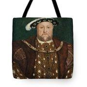 King Henry V I I I Tote Bag
