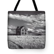 King Homestead_bw-1601 Tote Bag