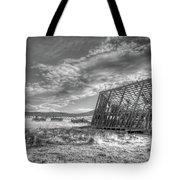 King Homestead_bw-1603 Tote Bag