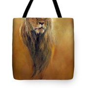 King Leo Tote Bag