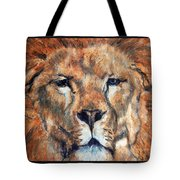 King Lion Tote Bag