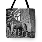 King Of Art Tote Bag