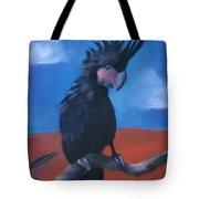 King Of Cockatoos Tote Bag