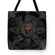 King Of Constellations Tote Bag
