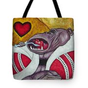 King Of Heartbreak Tote Bag