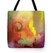 King Of Peace Tote Bag