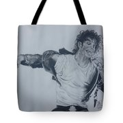 King Of Pop Tote Bag