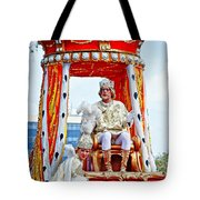 King Of Rex And Page - Mardi Gras New Orleans Tote Bag
