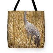 King Of The Delta Cornfield Tote Bag
