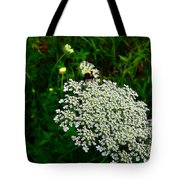 King Of The Flower Tote Bag