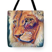 King Of The Lions Tote Bag