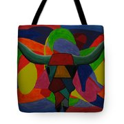 King Of The Ranch Tote Bag