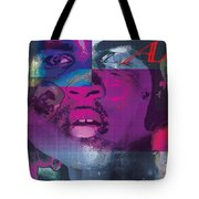 King Of The Ring Tote Bag