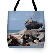 King Of The Rocks Tote Bag