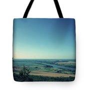 King River Tote Bag