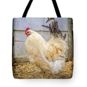 King Rooseter Tote Bag