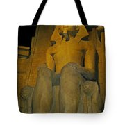 King Tut At The Luxor Hotel Tote Bag
