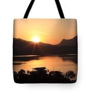 Kingdom Of Nepal Tote Bag