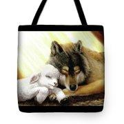Kingdom Peace Tote Bag