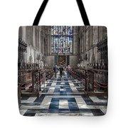 Kings Altar Tote Bag