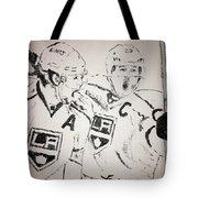 Kings Captains Tote Bag