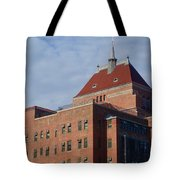 Kings County Hospital Center, Brooklyn Tote Bag