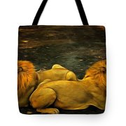 Kings Of The Road Tote Bag
