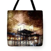 Kings Rolling Towers Tote Bag