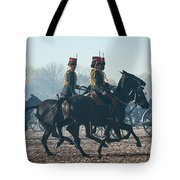 Kings Troop Rha Tote Bag