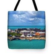 Kings Wharf, Bermuda Tote Bag