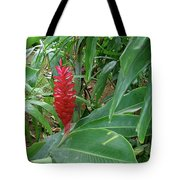 Kingston Jamaica Foliage Tote Bag