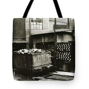 Kingston Pa Kingston Coal Co Ticket Board At The Breaker 1924 Tote Bag