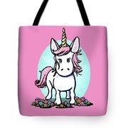 Kiniart Unicorn Sparkle Tote Bag