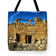 Kinishba Ruins Tote Bag