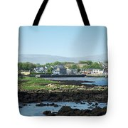 Kinvara Seaside Village Galway Ireland Tote Bag