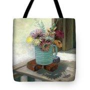 Kiowas' Porch Tote Bag