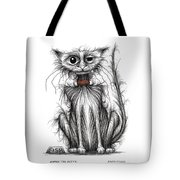 Kipper The Kitty Tote Bag