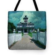 Kirby House Restaurant  Tote Bag