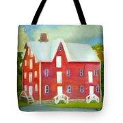 Kirby's Mil Tote Bag by Sheila Mashaw