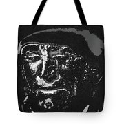 Kirk Douglas Old Tucson Arizona Number 1 1971-2008 Tote Bag