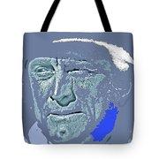 Kirk Douglas Old Tucson Arizona Number 2 1971-2008 Tote Bag