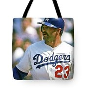 Kirk Gibson, Los Angeles Dodgers Tote Bag